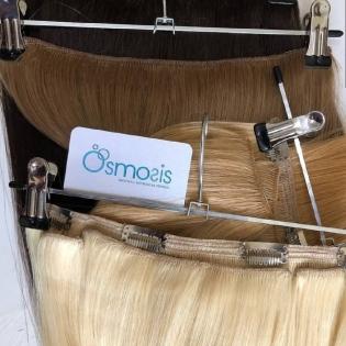 Волосы для наращивания на заколках_4