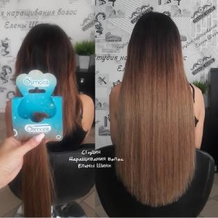 Наращивание волос _1