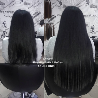 Наращивание волос _2