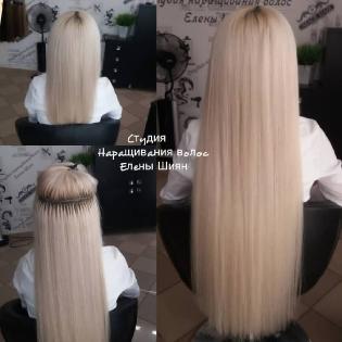 Наращивание волос _6